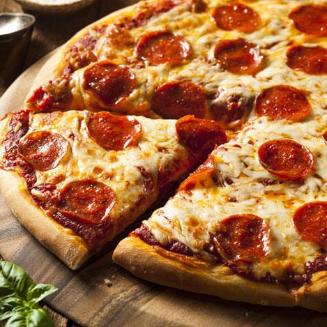 Every Monday – Toonie Pizzas